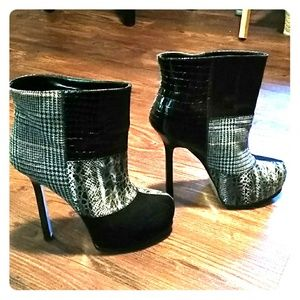 Bebe ankle (bootie) boot